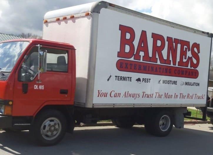 The Barnes Family Pest Control Company In Johnson City Tn